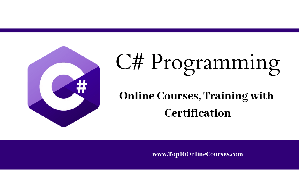 C# Online Courses, Training with Certification