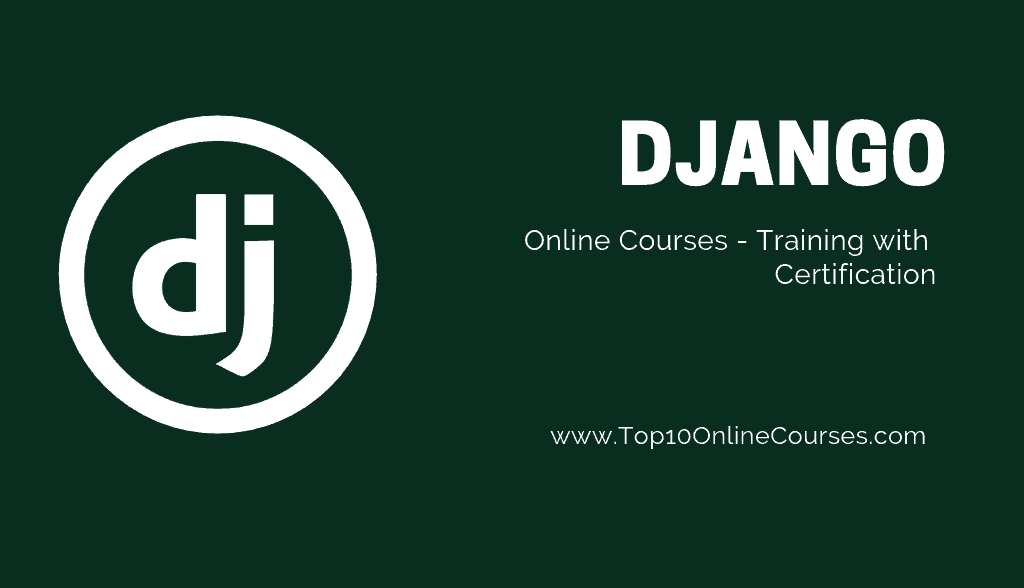 Django Online Courses - Training with Certification