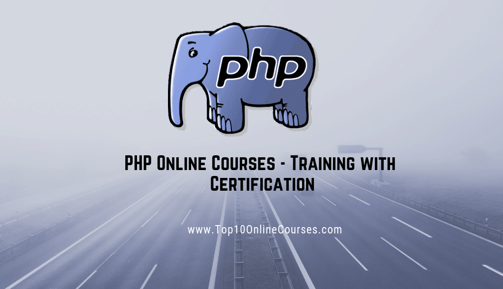PHP Online Courses - Training with Certification