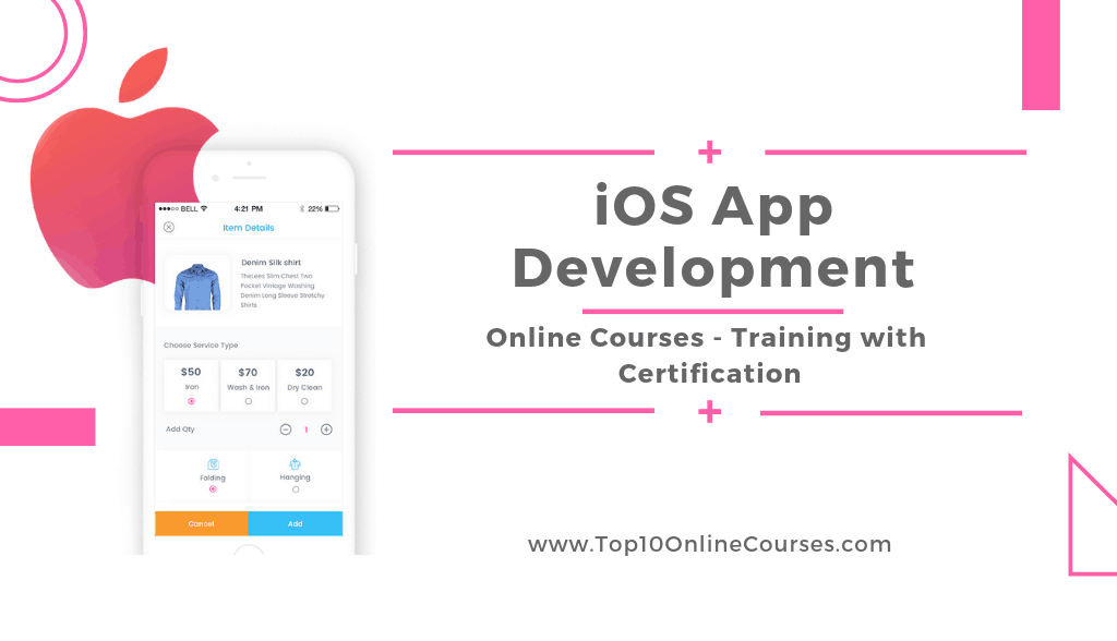 iOS Development Online Courses - Training with Certification