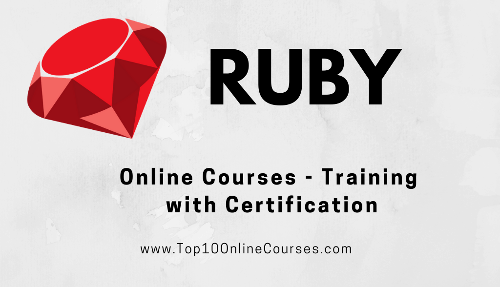 Ruby Online Courses - Training with Certification