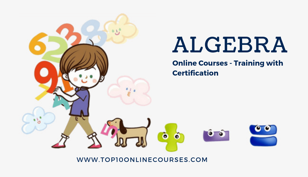 Algebra Online Courses with Certification Training