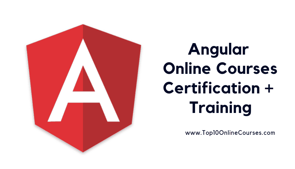 Angular Online Courses with Certification Training