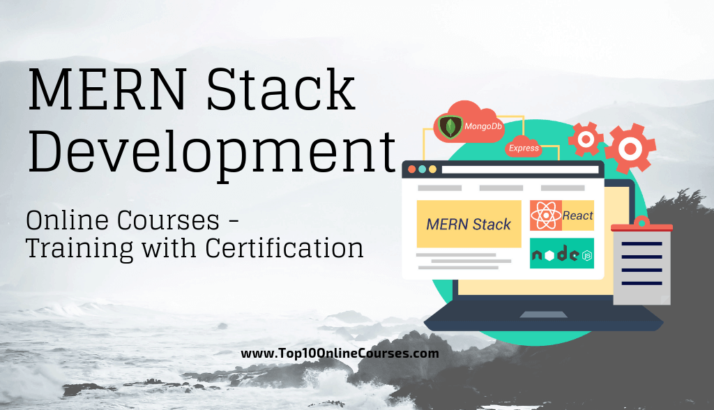 MERN Stack Development Online Courses with Certification Training