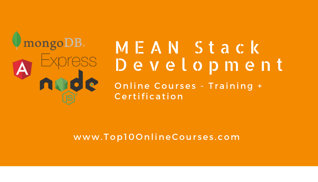 Mean Stack Development Online Courses with Certification Training