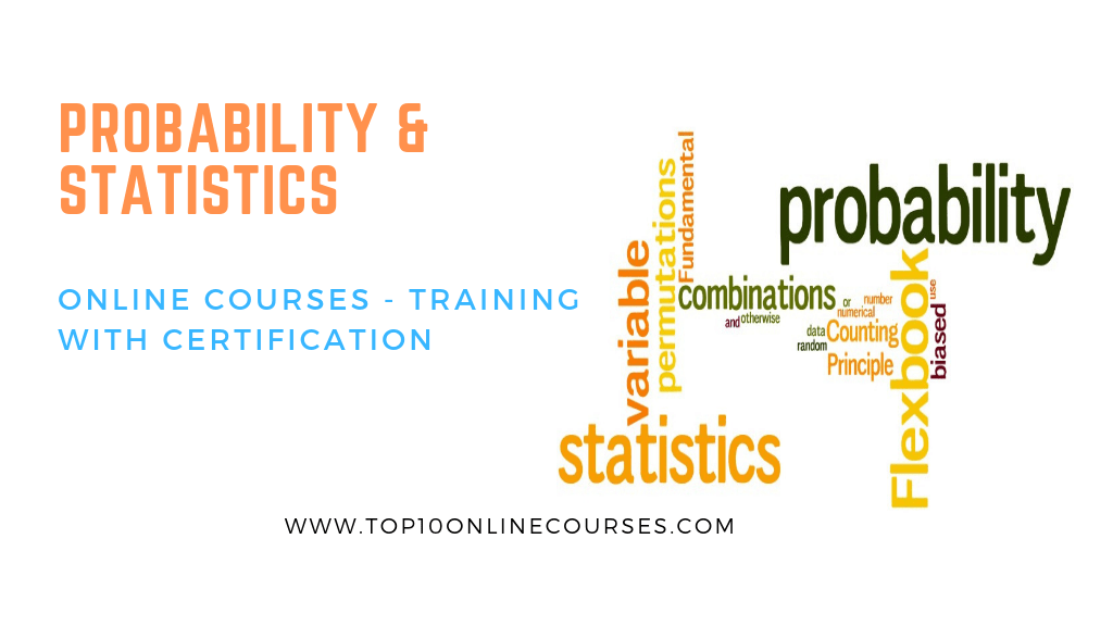 Probability and Statistics Online Courses with Certification Training