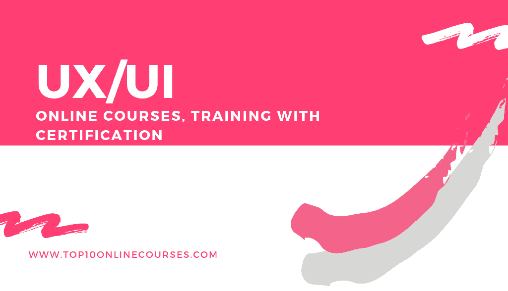 UX-UI Online Courses with Certification Training