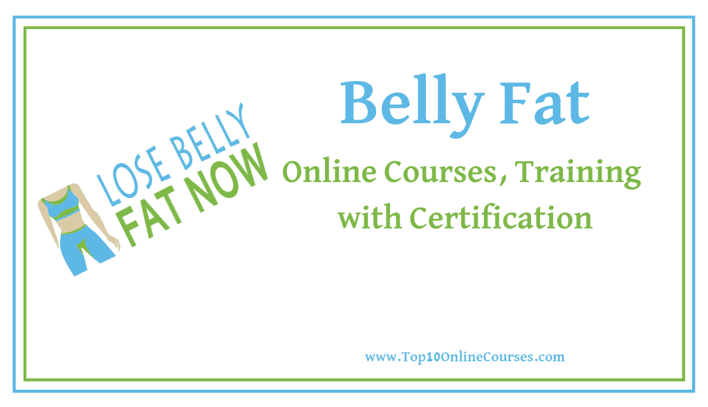 Belly Fat Control Online Courses & Training