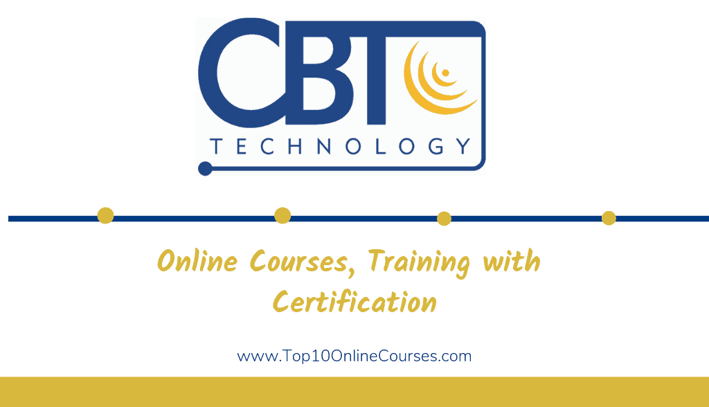 CBT Online Courses, Training with Certification