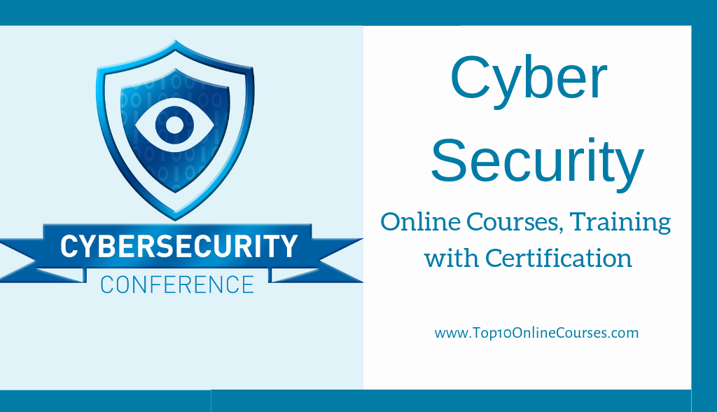 Cyber Security Online Courses, Training with Certification