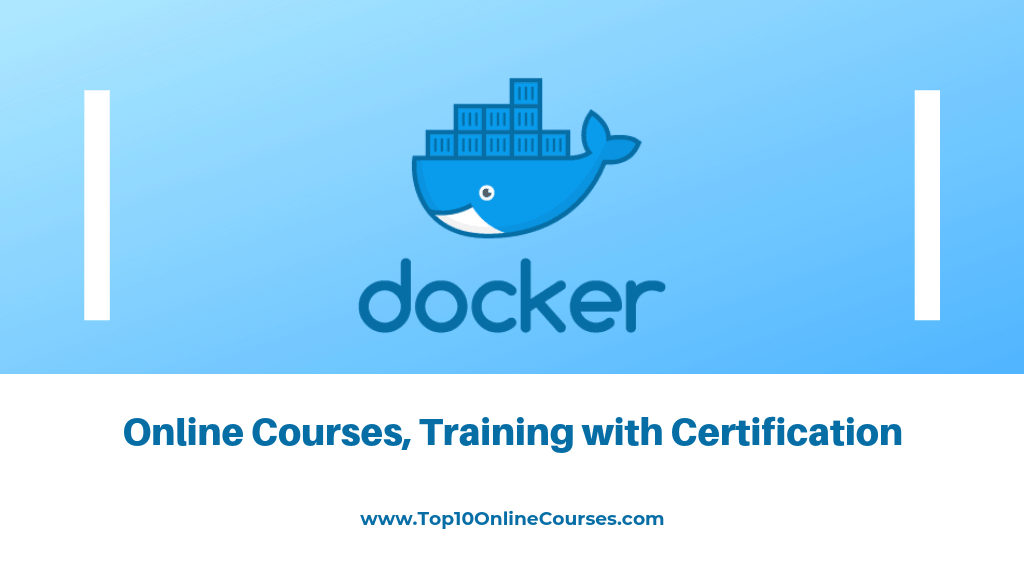 Docker Online Courses, Training with Certification