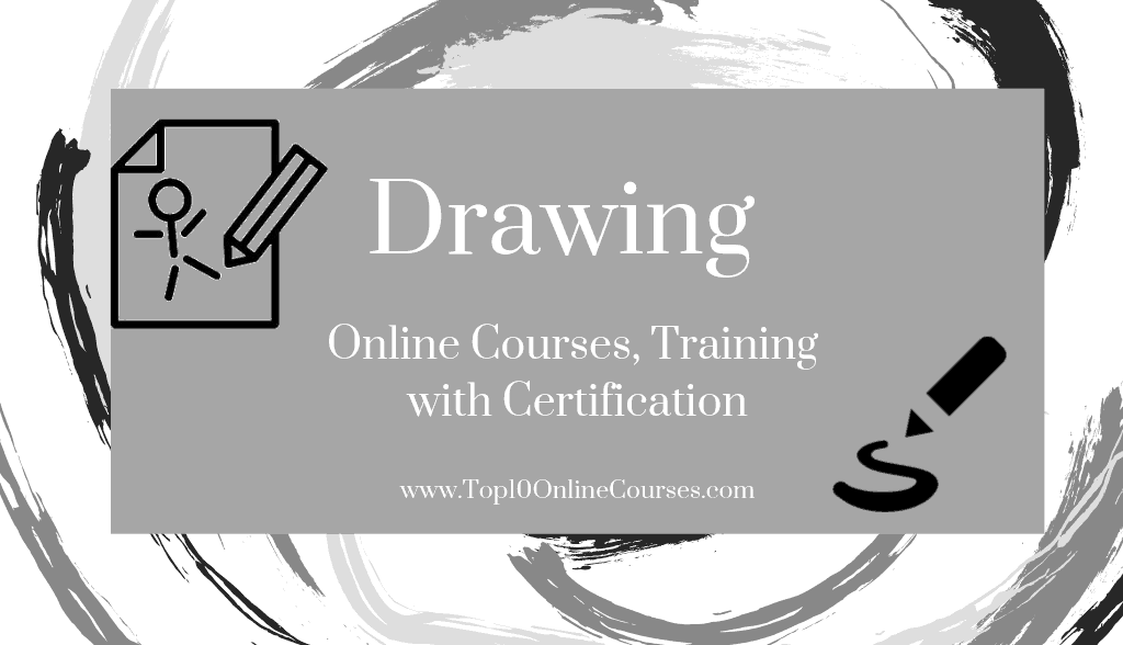 Drawing Online Courses, Training with Certification