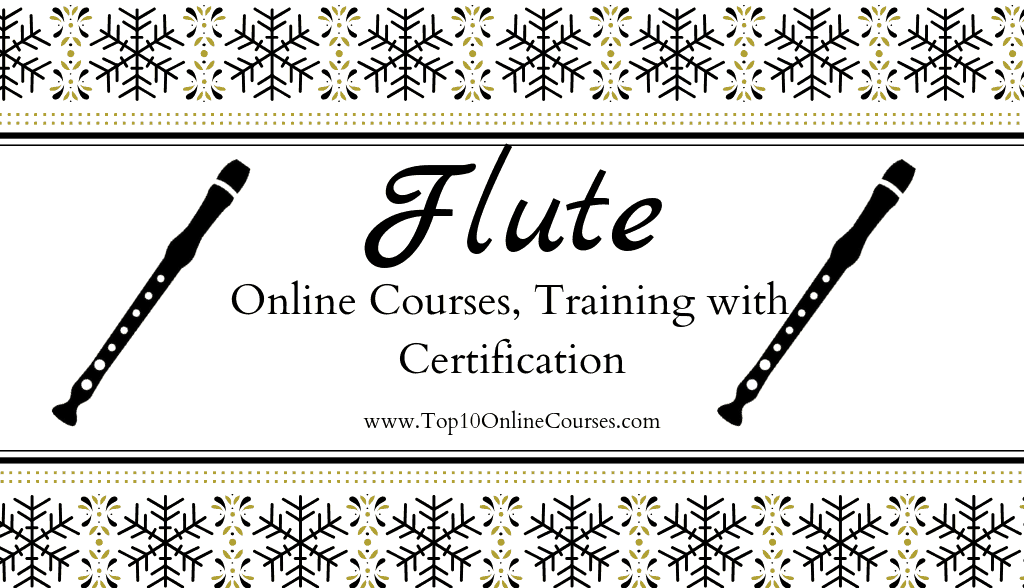 Flute Online Courses, Training with Certification