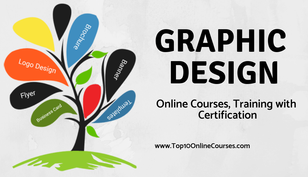 Graphic Design Online Courses, Training with Certification