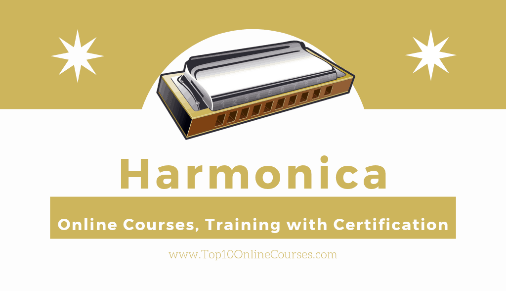 Harmonica Online Courses, Training with Certification