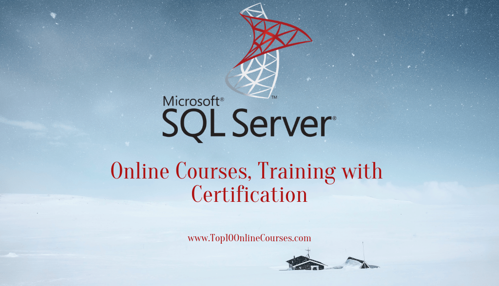 Microsoft SQL Online Courses, Training with Certification