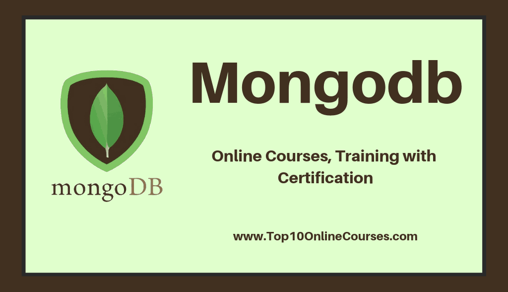 Mongodb Online Courses, Training with Certification