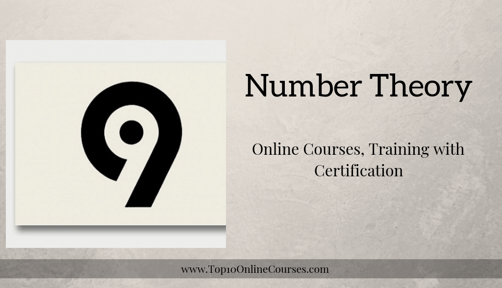 Number Theory Online Courses, Training with Certification