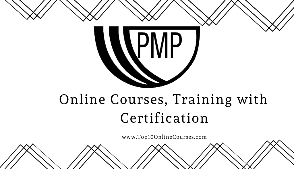 PMP Online Courses, Training with Certification