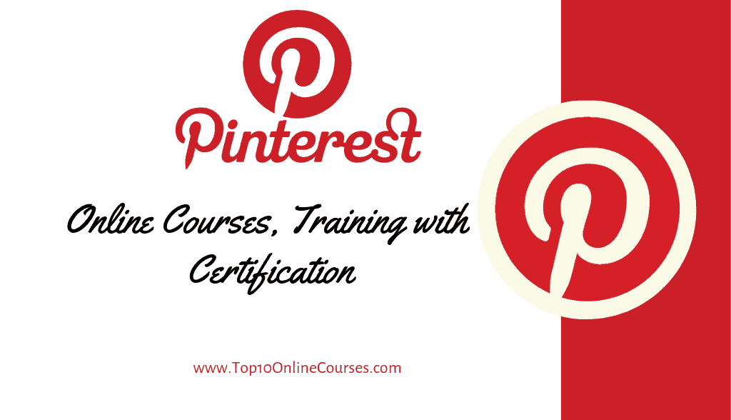 Pinterest Marketing Online Courses, Training with Certification