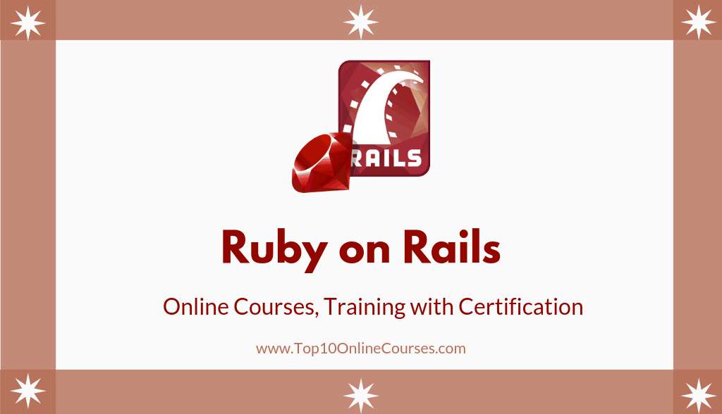 Ruby on Rails Online Courses, Training with Certification
