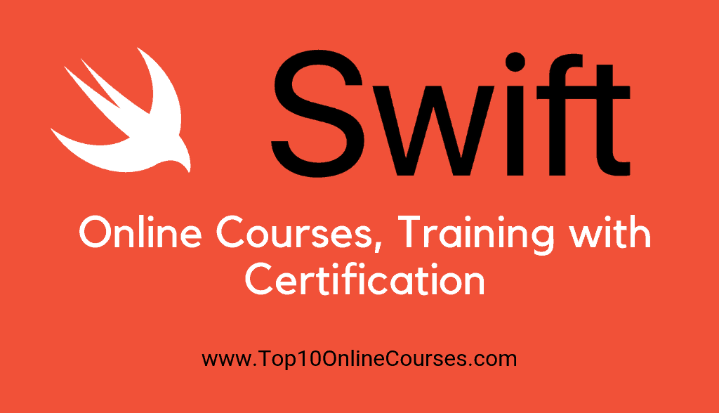 Swift Online Courses, Training with Certification