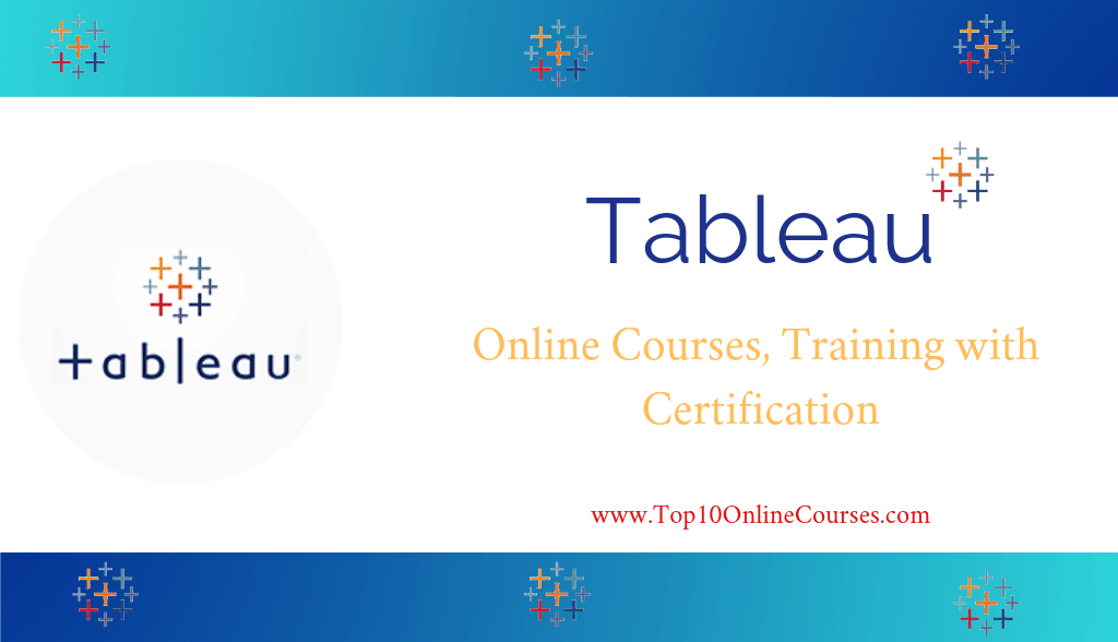 Tableau Online Courses, Training with Certification