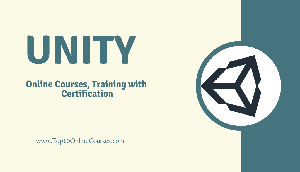 Unity Online Courses, Training with Certification