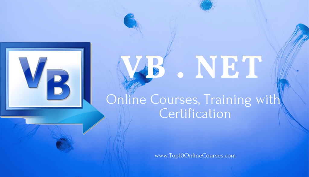 VB . NET Online Courses, Training with Certification