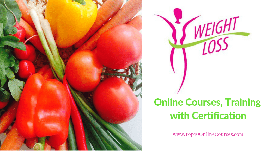 Weight Loss Online Courses and Training
