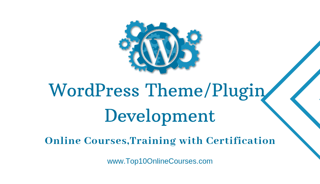 WordPress Theme-Plugin Development Online Courses, Training with Certification