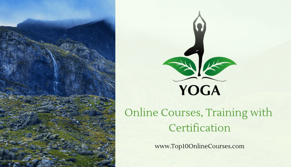 Yoga Online Courses, Training with Certification