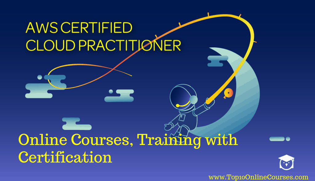 AWS Certified Cloud Practitioner Online Courses, Training with Certification