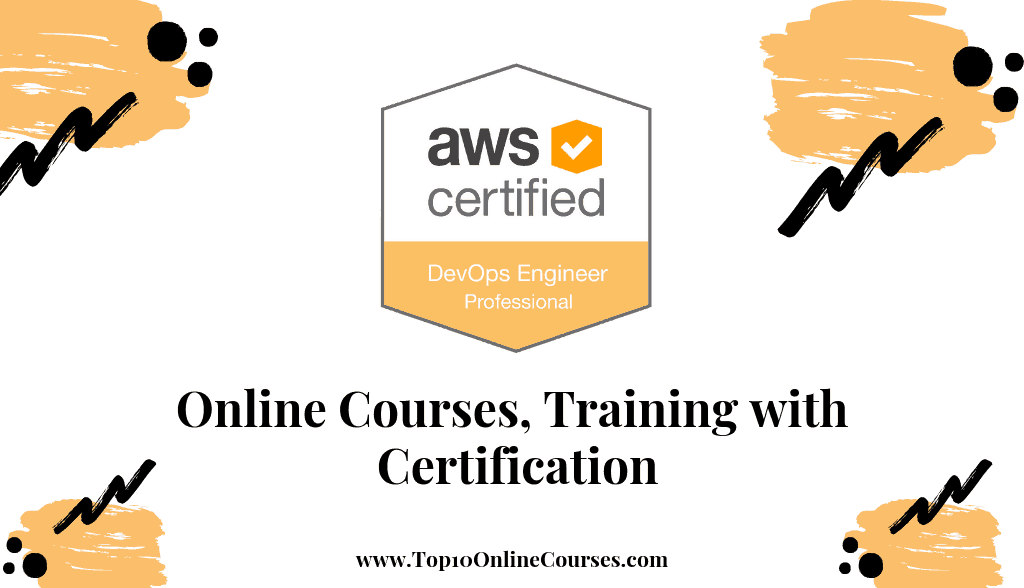 AWS Certified DevOps Engineer Online Courses, Training with Certification