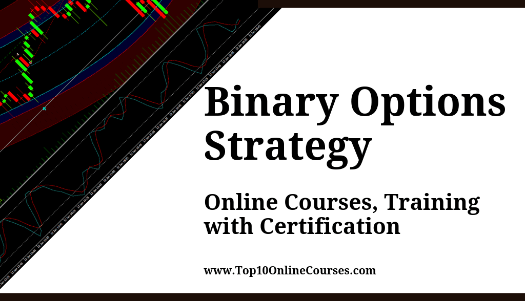 Binary Options Strategy Online Courses, Training with Certification