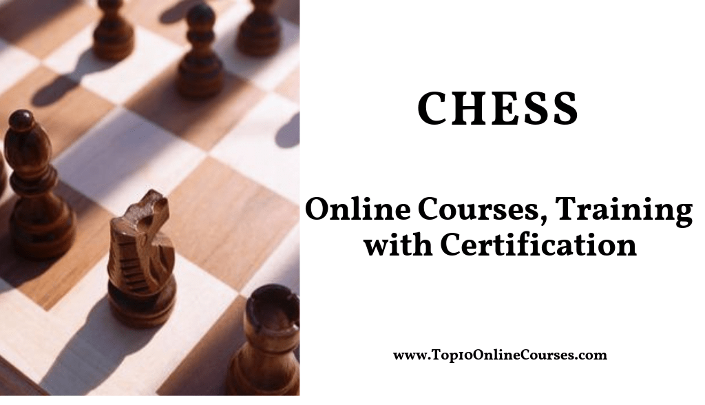 Chess Online Courses, Training with Certification