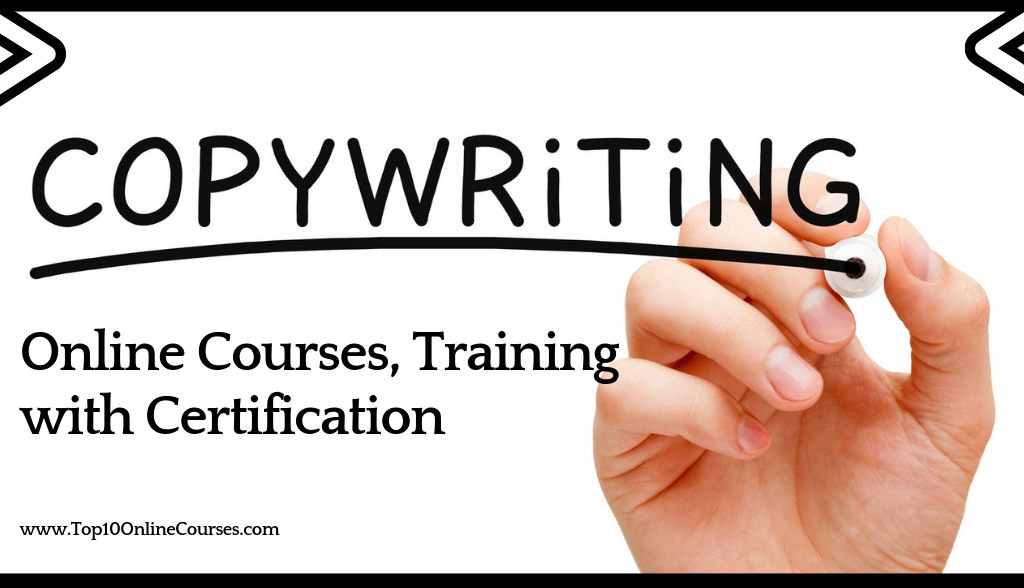 Copywriting Online Courses, Training with Certification
