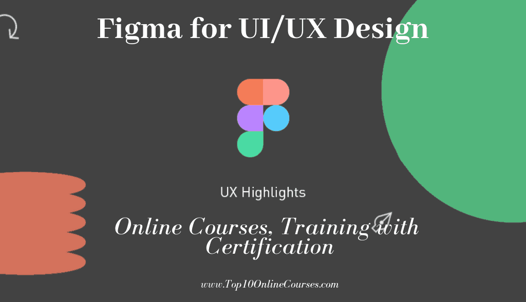 Figma for UI_UX Design Online Courses, Training with Certification