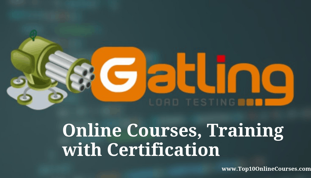 Best Gatling Load Testing Online Courses, Training with