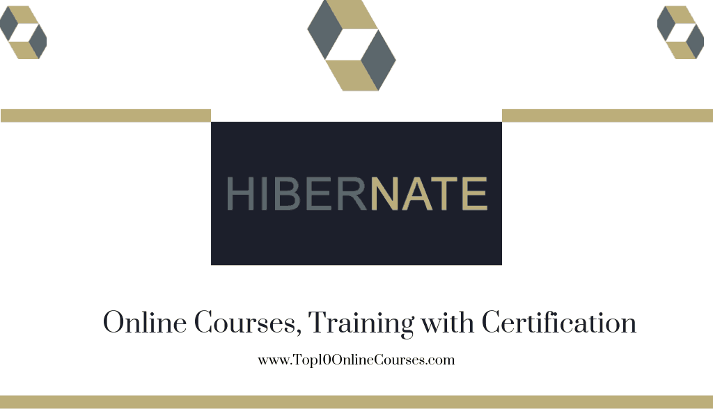 Hibernate Online Courses, Training with Certification