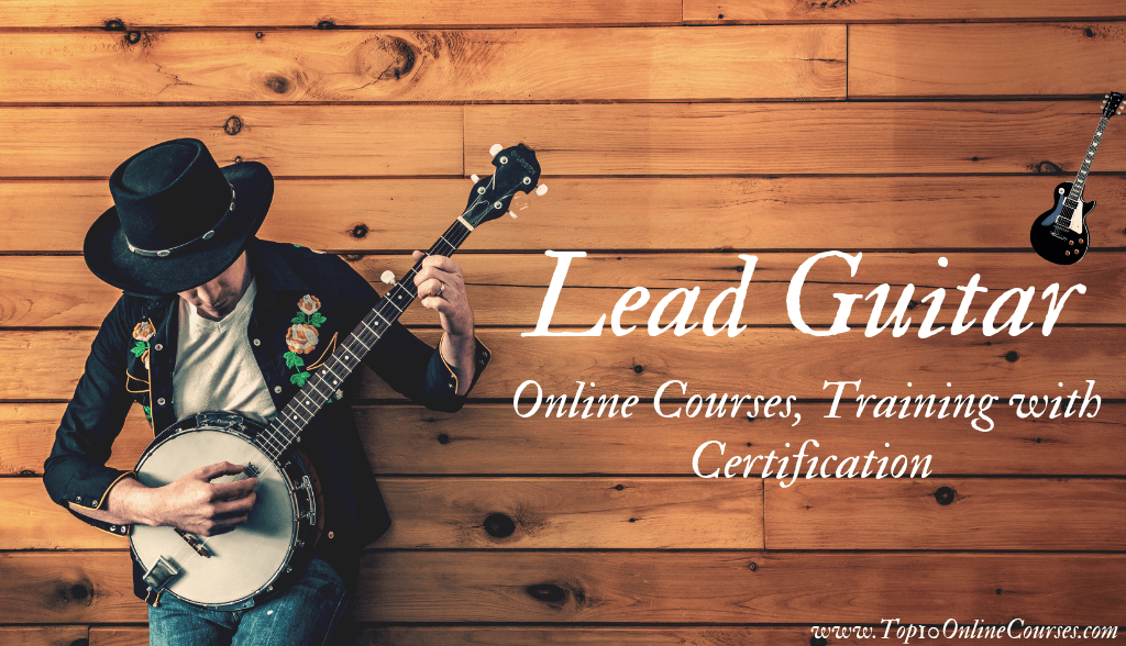 Lead Guitar Online Courses, Training with Certification