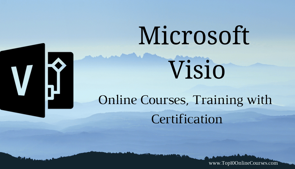 Microsoft Visio Online Courses, Training with Certification