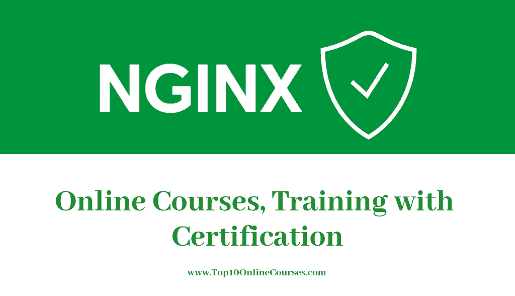 NGINX for Web Server Online Courses, Training with Certification