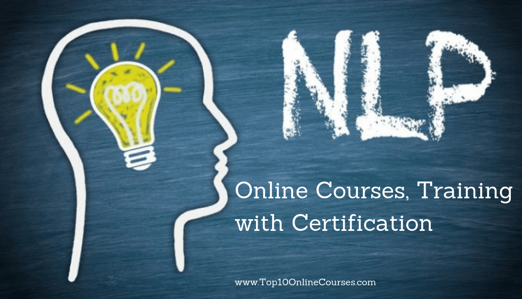 NLP Online Courses, Training with Certification
