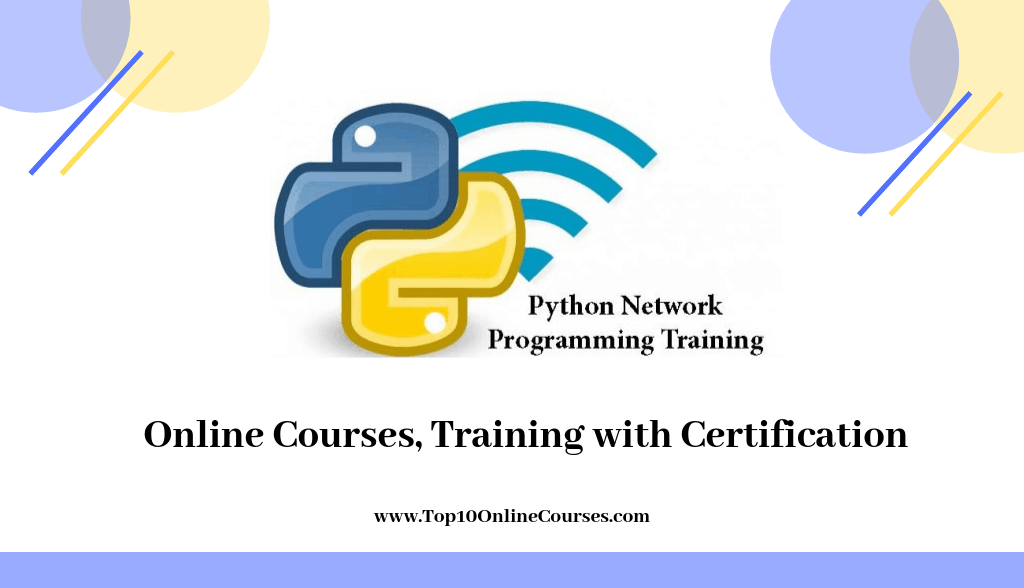 Best Network Programming in Python Online Courses