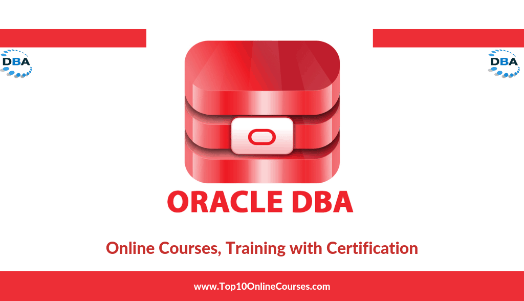 Oracle DBA Online Courses, Training with Certification