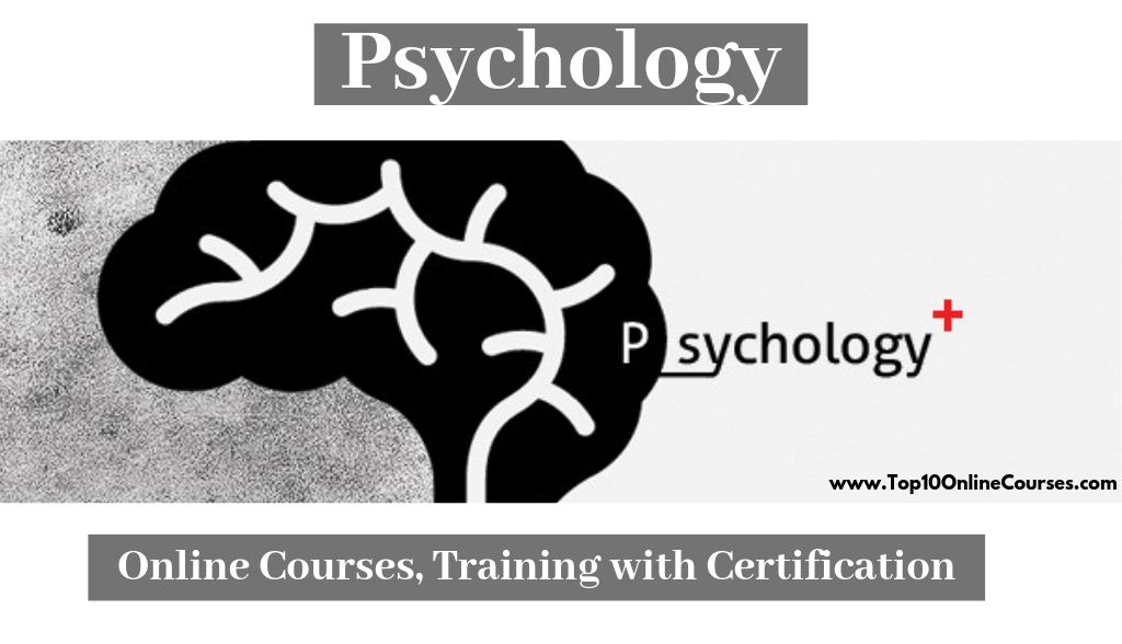 Psychology Online Courses, Training with Certification