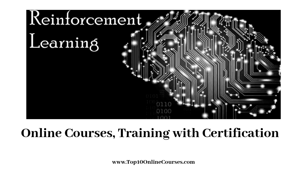 Reinforcement learning Online Courses, Training with Certification