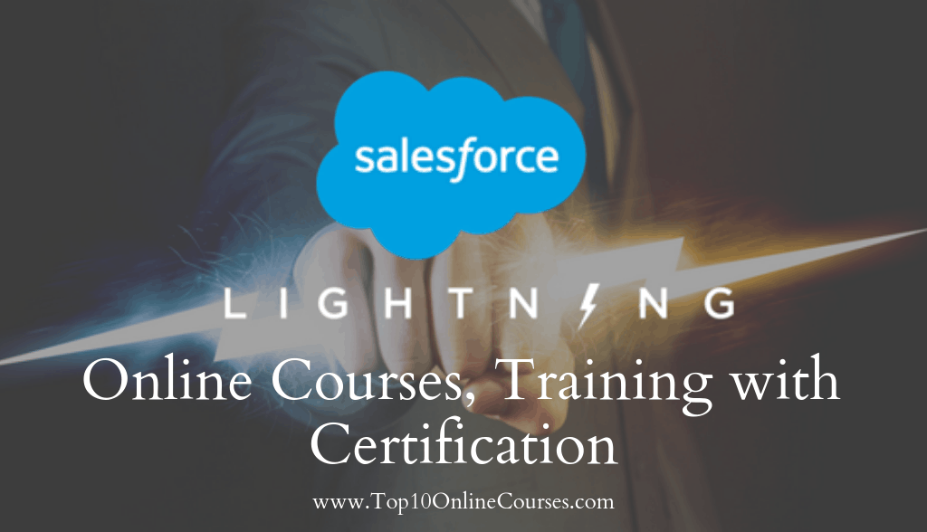 Salesforce Lightning Online Courses, Training with Certification