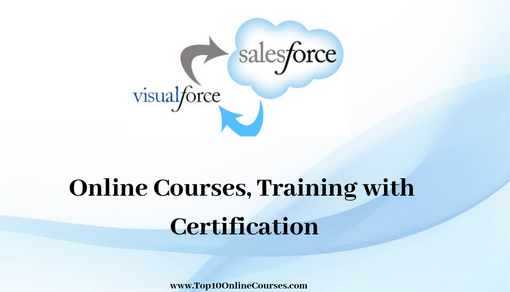 Salesforce Visualforce Online Courses, Training with Certification